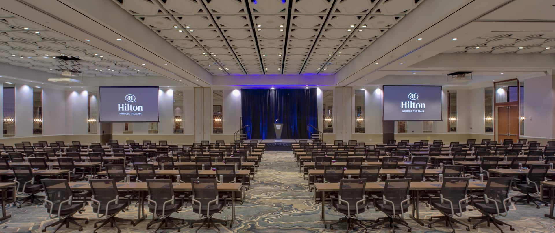 Ballroom Meeting Set-Up