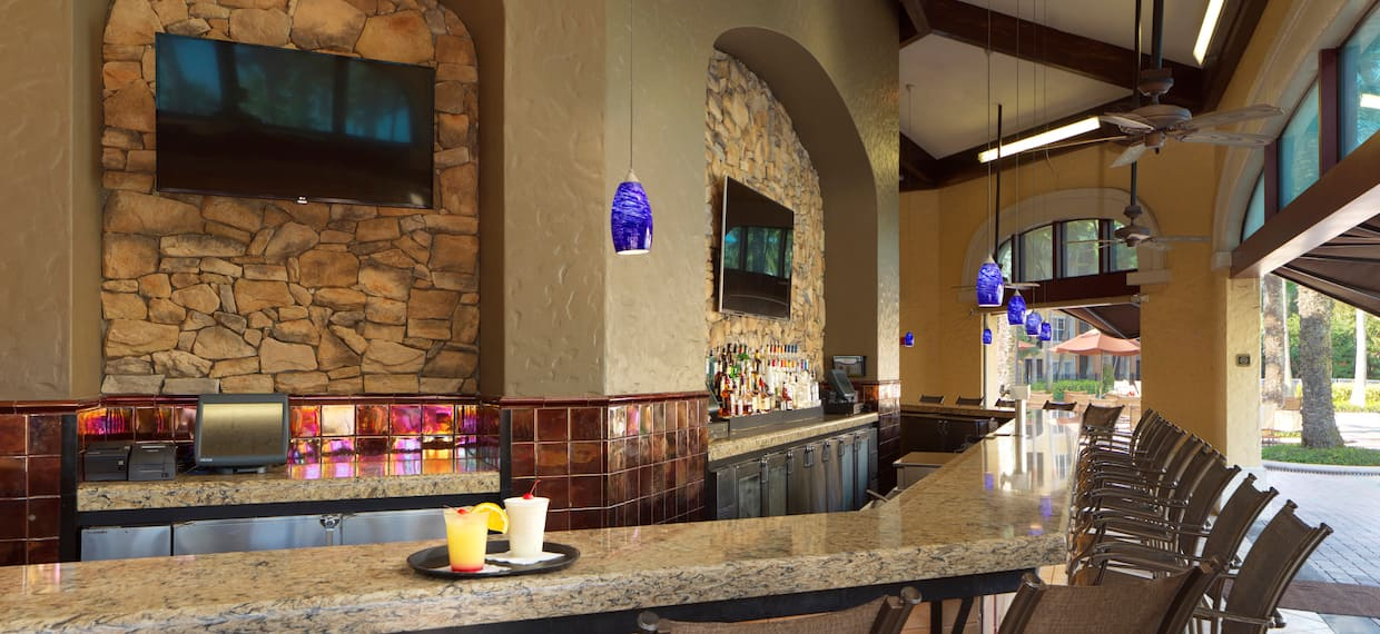 Toscana Pool Bar and Grill