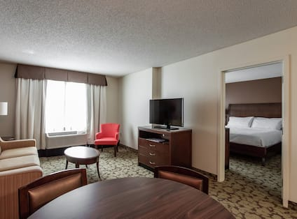 King Suite With Sofabed