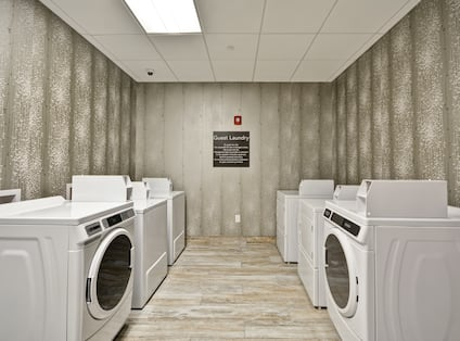Homewood Suites by Hilton Orlando Theme Parks - Guest Laundry Room, Washers and Dryers