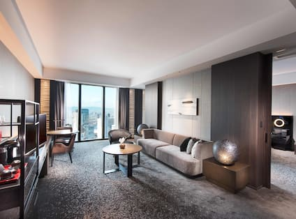 King Exective Suite with TV