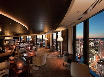 Executive Lounge with City View
