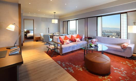 Twin Executive Suite