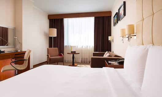 Doubletree by Hilton Novosibirsk Hotel, Russia - King Junior Suite