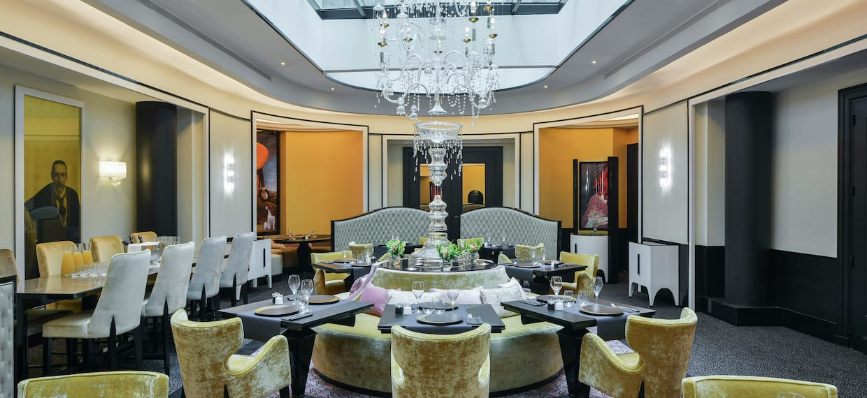 The Dining Room by Maison Astor Paris