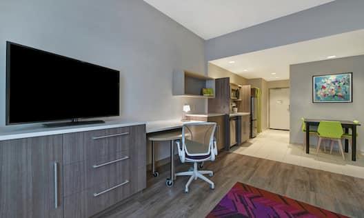 Guest Suite Amenities