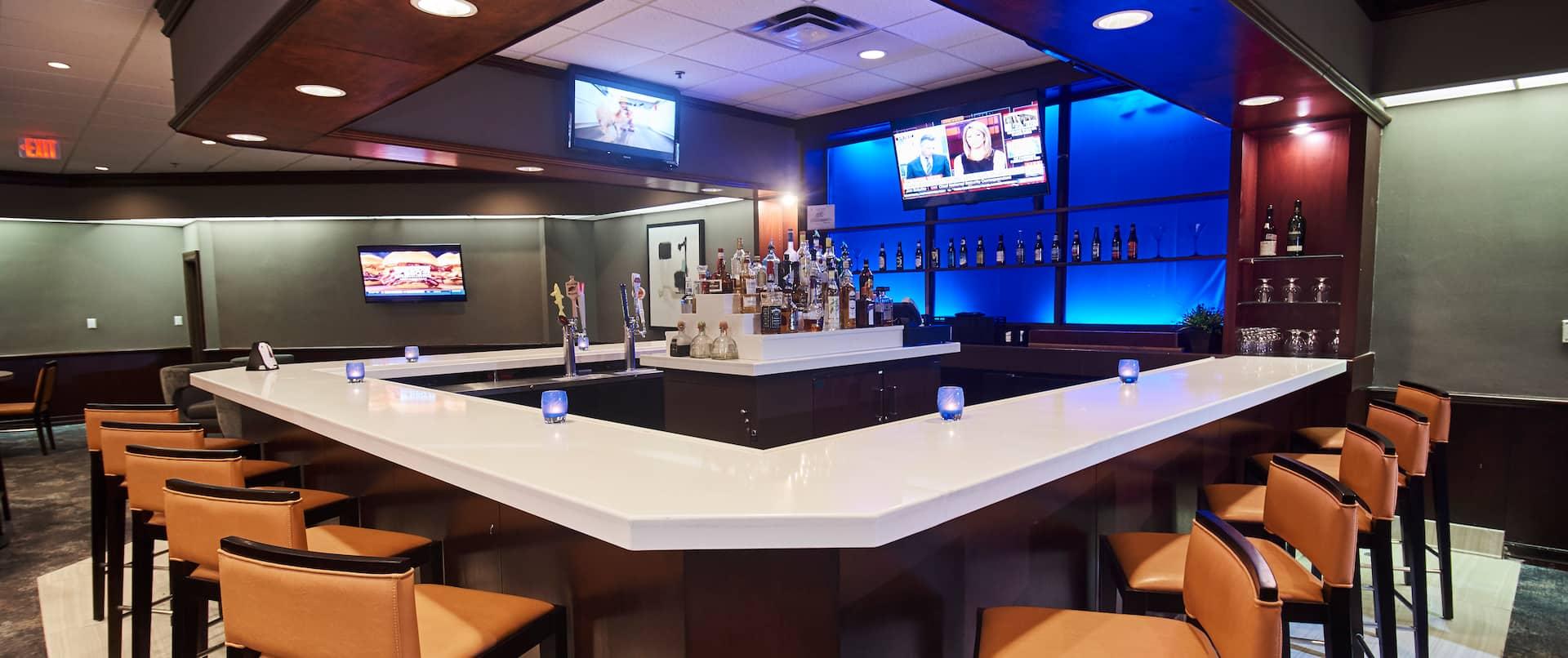 Bar Lounge Counter and Bar Stools