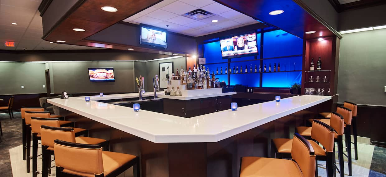 Bar Lounge Counter and Bar Stools