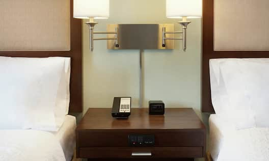 Accessible Guest Room with Two Queen Beds