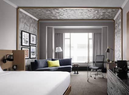 Standard Single King Guestroom