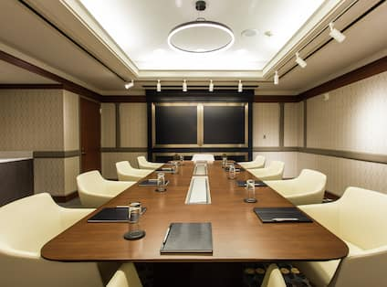 Duniway Captain Gray Meeting Room with Marblehead Conference Table