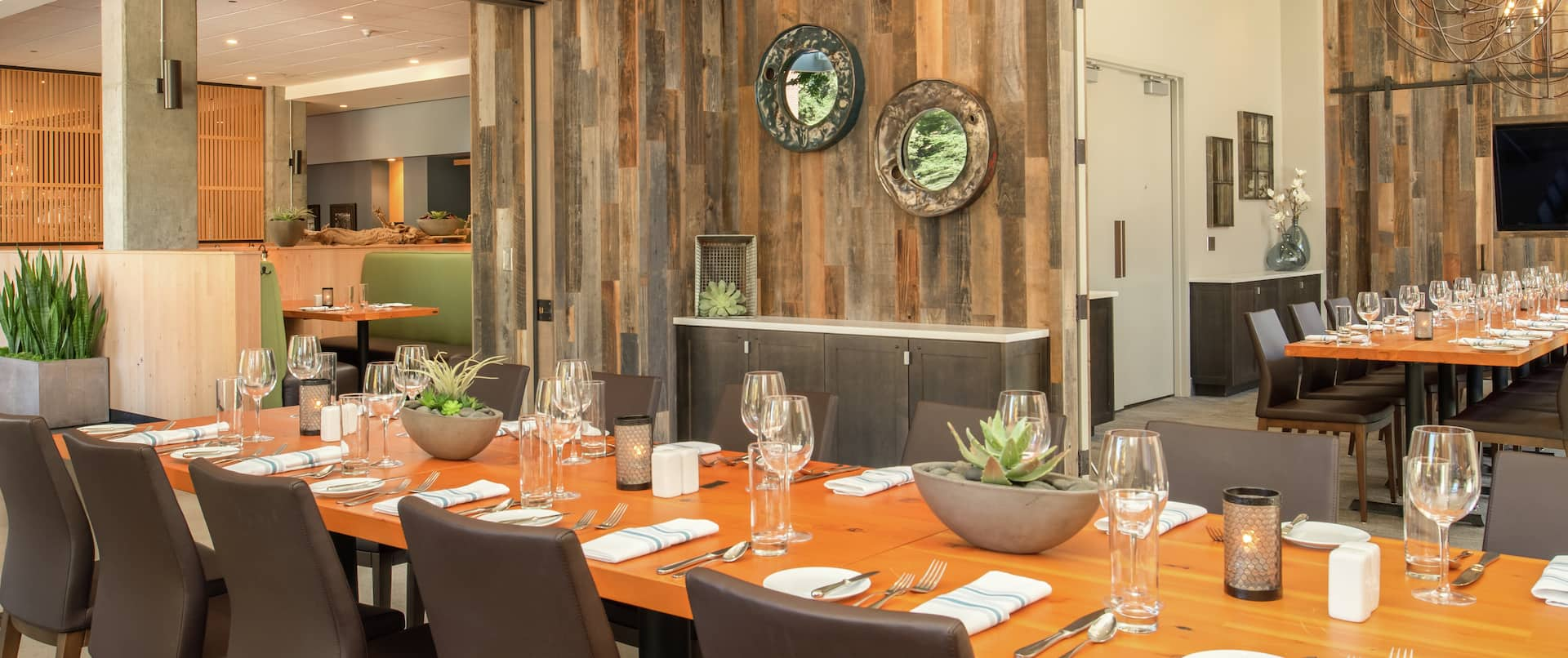 Grays Private Dining Room