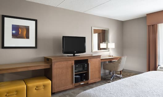 King Room Livingroom