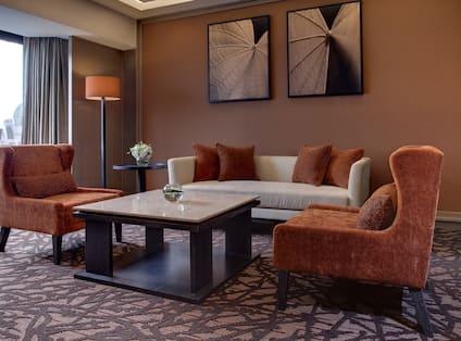 King Hilton Suite