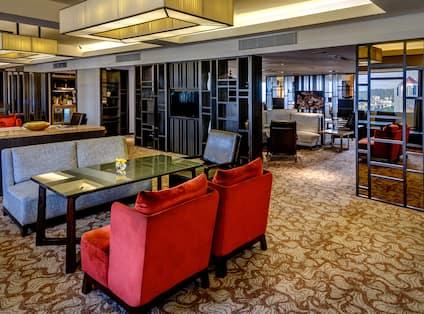 Executive Floor Lounge Seating