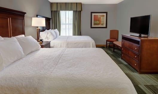Accessible Guest Suite