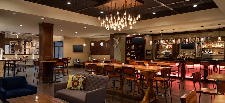 Lobby Bar Tables
