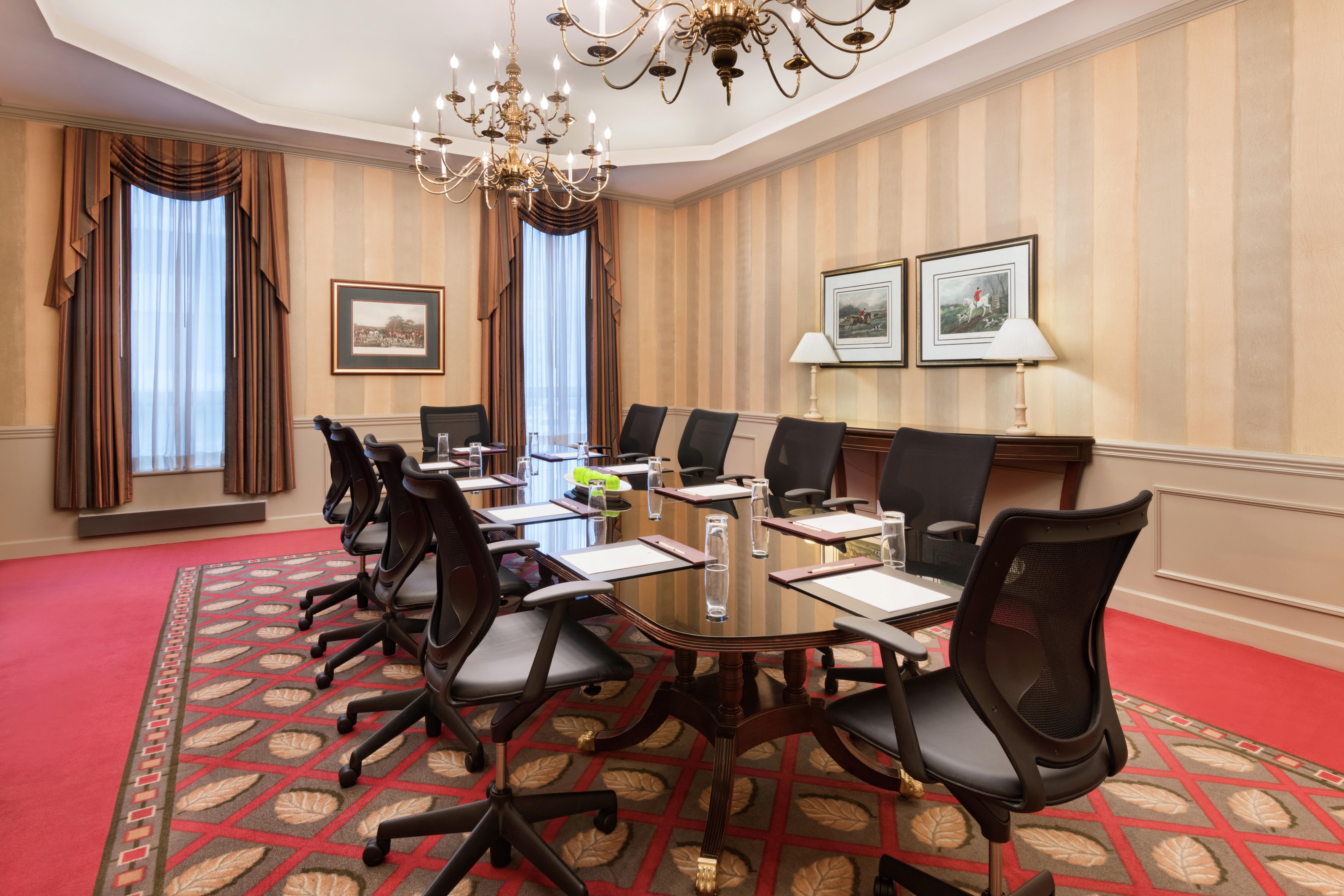 Chamber Boardroom