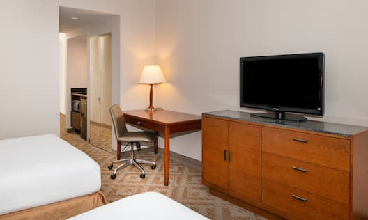 From family vacations to getaways with friends, our rooms are fully equipped for your travel needs.
