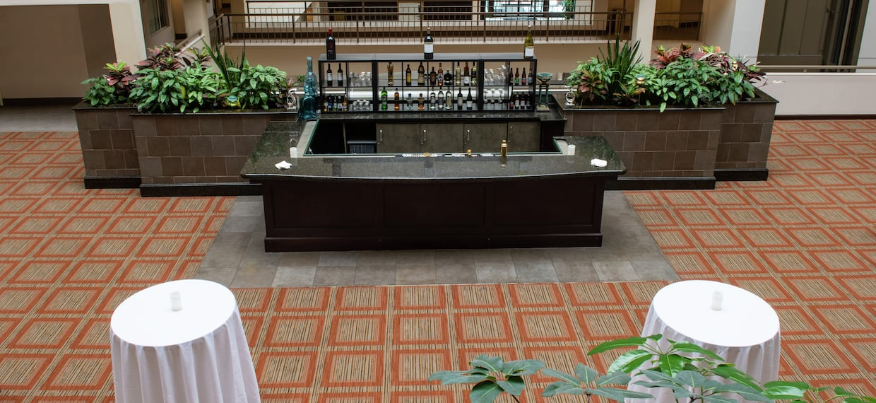 Bar And Event Area