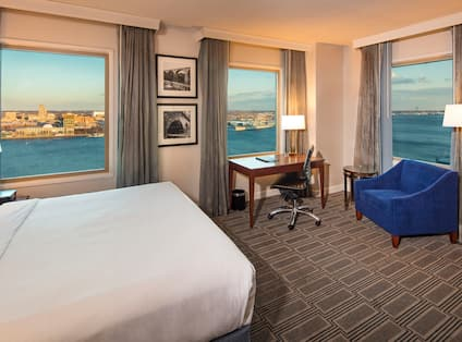 King Room with Water View
