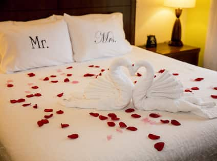 Romantic Guest Suite with King Bed