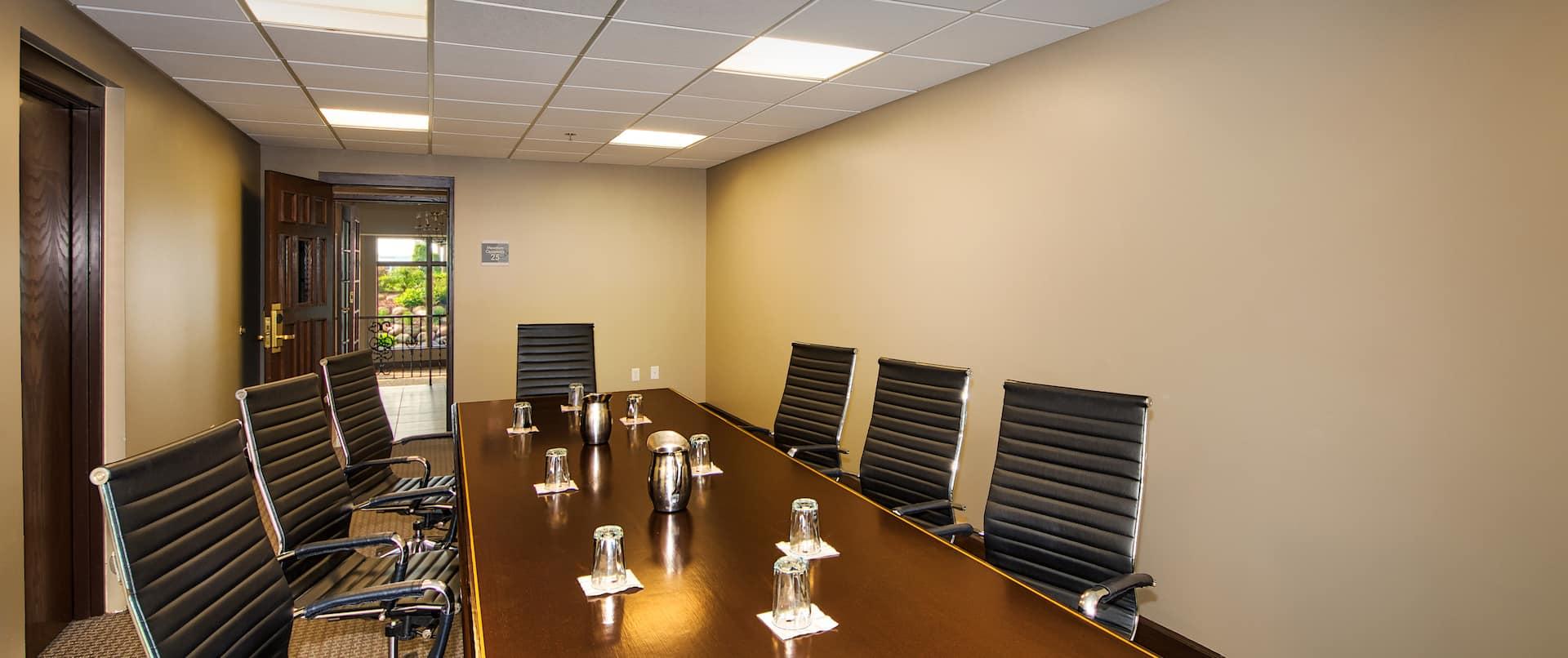 Wheelhouse Meeting Room