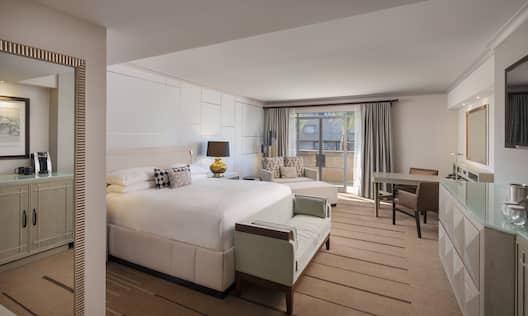 Resort Room With King Bed