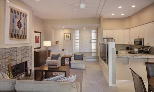 Guest Villa Bedroom Suite With Kitchen