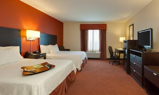 Accessible 2 Queen Beds Guest Room