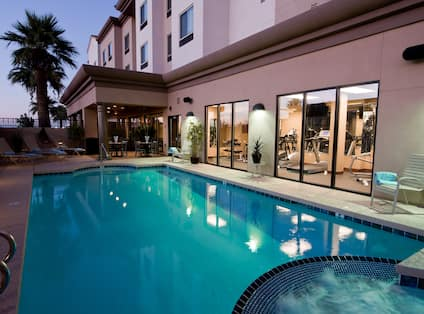 Pool & Whirlpool Spa