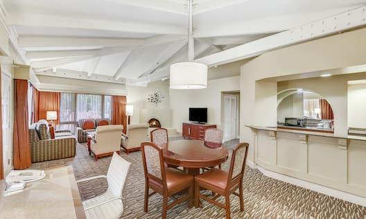 Signature Suite Living Area