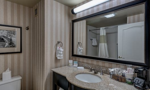 King Standard -Bathroom