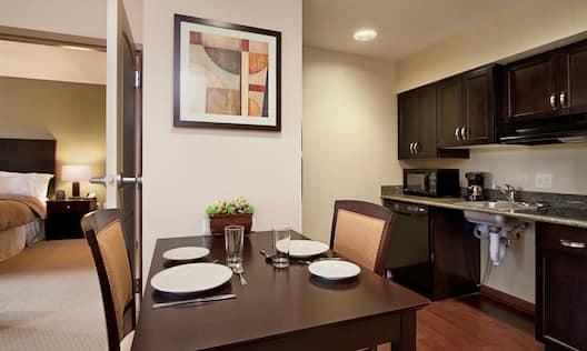 Accessible Suite Kitchen