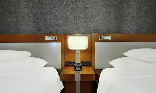 Guestroom With Two Beds