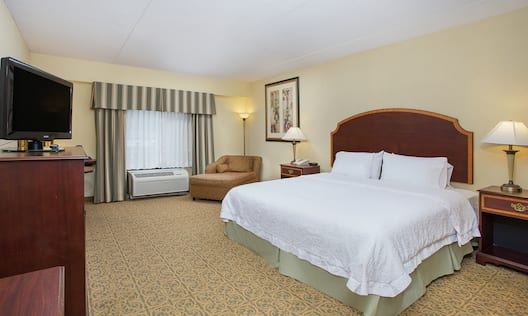 Guest Room with King Bed
