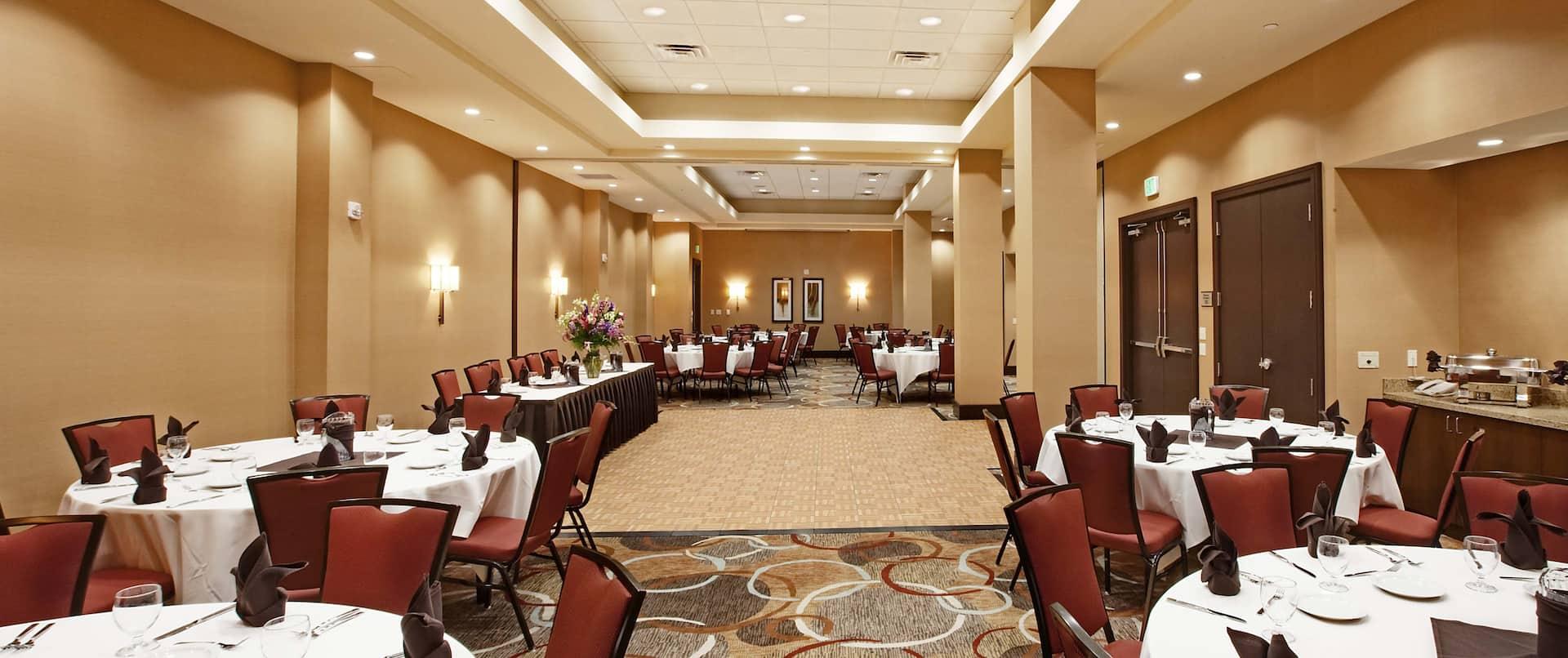 Ballroom Tables