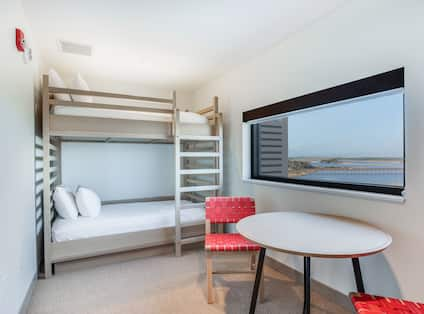 Guestroom With Bunk Beds