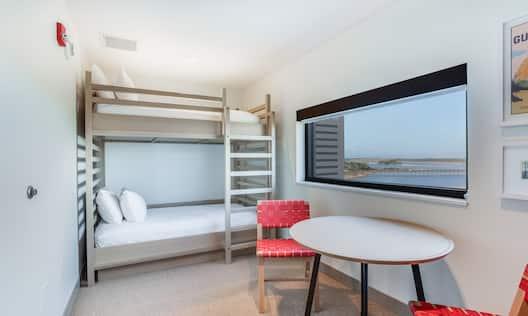 Guestroom With Bunk Beds
