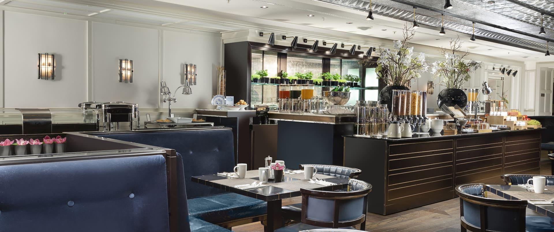 View of Zinc Restaurant