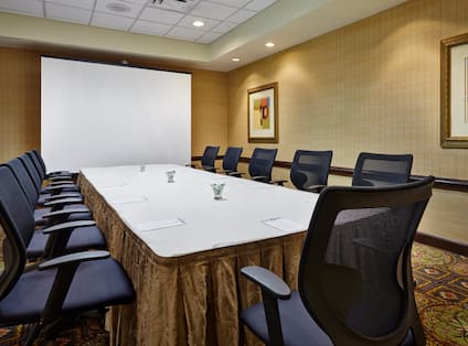 Meeting Room Passaic Conference Table