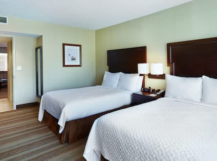 Presidential  Double Bed Room