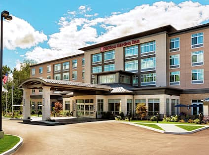Hotel Front Exterior