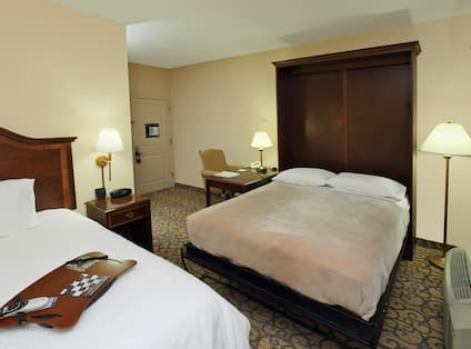 King Suite with Pull Down Bed