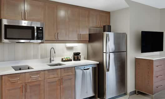 Guestroom Suite Kitchen
