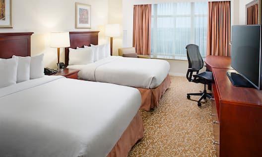 Standard Double Guestroom