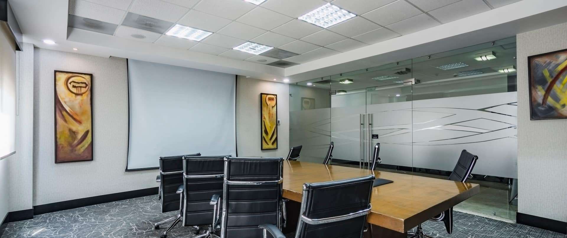 Meeting Room, conference space