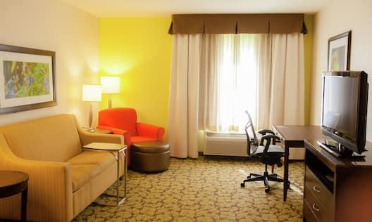 Guestroom Suite Living Area
