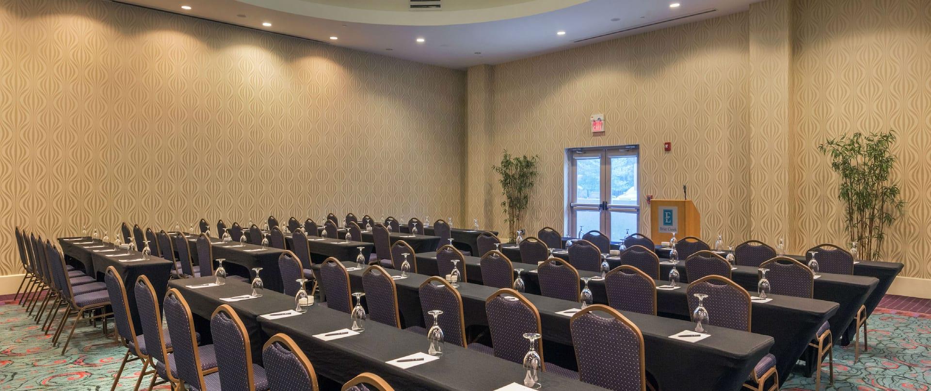 Meeting Classroom Set Up 2