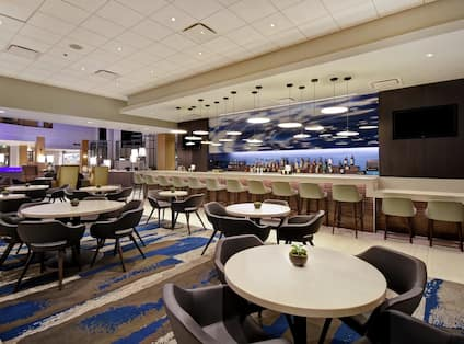 Crystal Falls Lounge